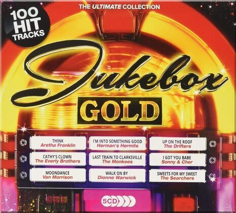 Скачать VA - Jukebox Gold: Ultimate Collection CD 1 (2020) MP3