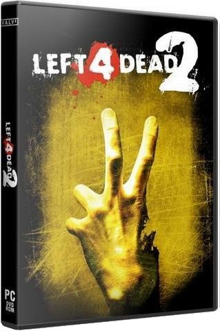 Left 4 Dead 2 [v2.1.1.5 + 80 лучших кампаний] (No-Steam) [2012 / Action, Horror, 3D, 1st persoon / Пиратка]