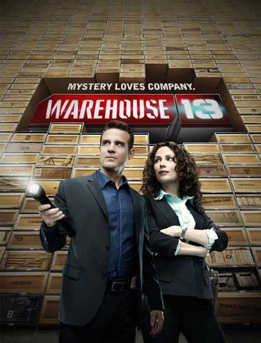 Хранилище 13 / Warehouse 13 (Сезон 1,2,3,4, Серии 1-58) [2009 / фантастика, драма, детектив / HDTVRip]