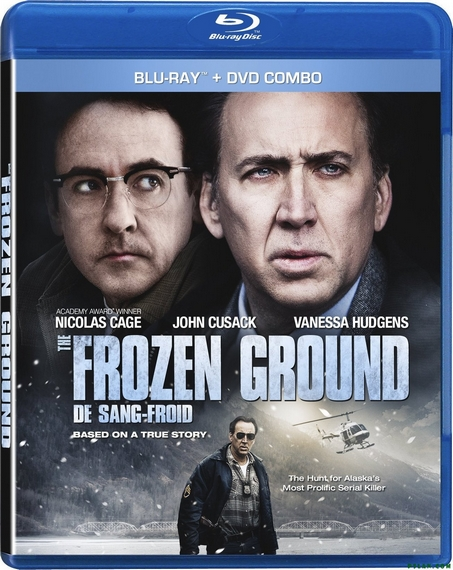 Мерзлая земля / The Frozen Ground [2013 / Триллер,криминал / BDRemux 1080p]