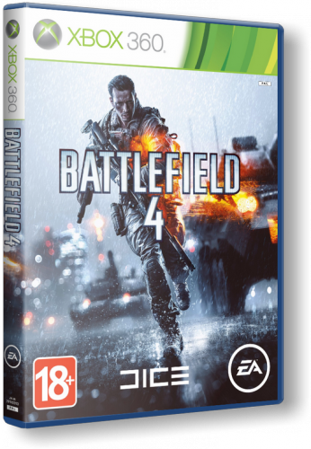 Battlefield 4 [2013 / Action / GOD / XBOX360]