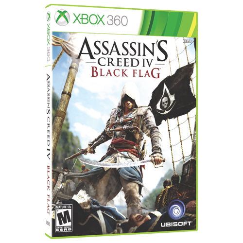 Assassin's Creed 4: Black Flag [2013 / Action, Adventure / GOD / XBOX 360]