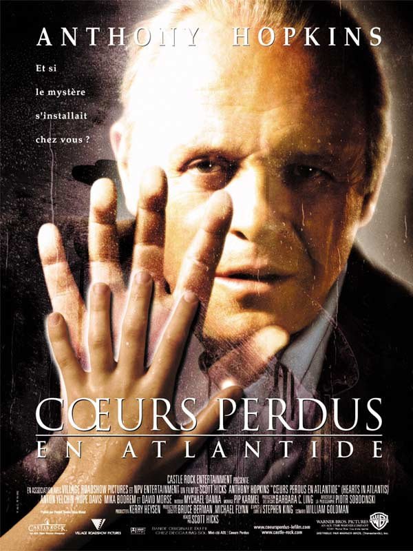 Сердца в Атлантиде / Hearts In Atlantis [2001 / Драма, детектив, мистика / HDRip]