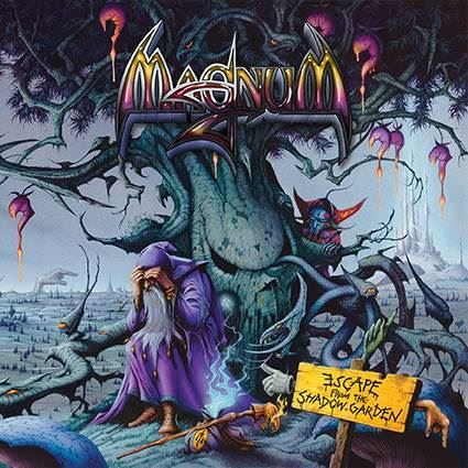 Magnum / Escape From The Shadow Garden [2014] MP3