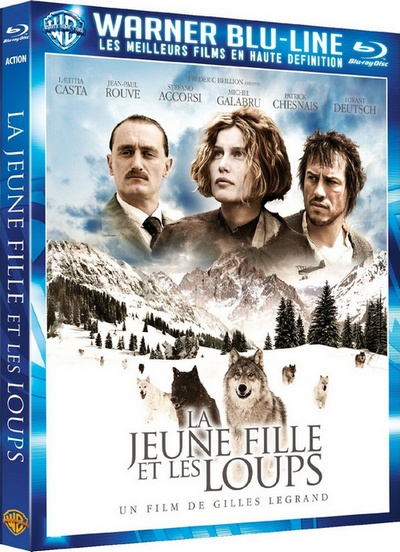 Девушка и волки / The Maiden and the Wolves / La jeune fille et les loups [2008 / драма, семейный / BDRip 720p] MVO